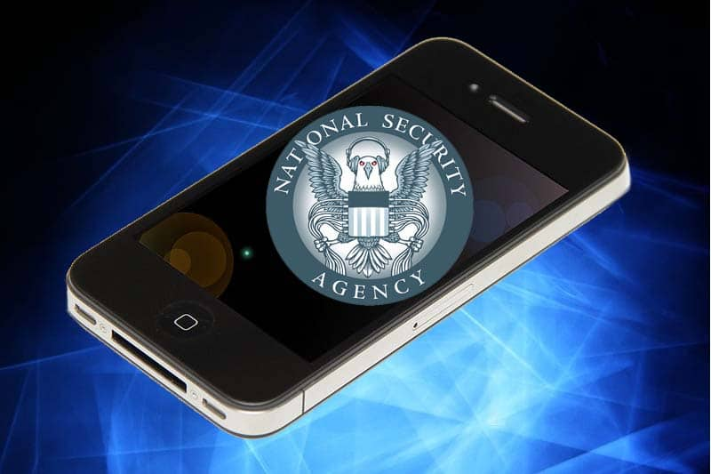 NSA can tap into BlackBerry, iOS, and Android systems