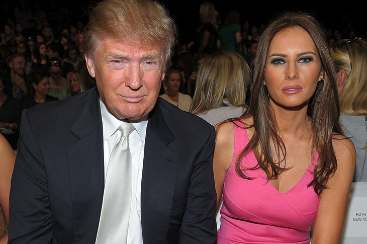 Melania Trump: These 36 Photos Will Have You Wondering Whether She's First Lady Material