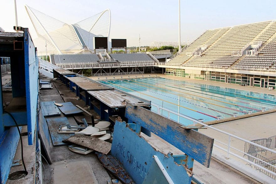 Photos Of Abandoned Olympic Venues Reveal Why The Games Are A Tragic Waste Of Money