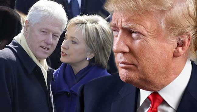 After Election Victory, Trump Keeps Possibility Of Special Prosecutor For Clinton Wide Open
