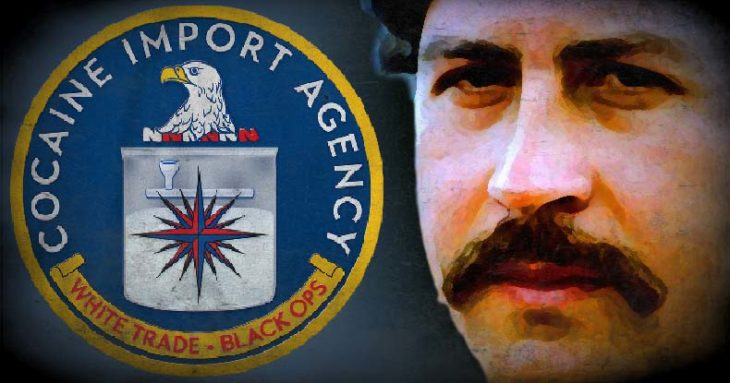 """Son Of Pablo Escobar Reveals His Dad """"Worked For The CIA"""" Selling Drugs – Media Silent"""