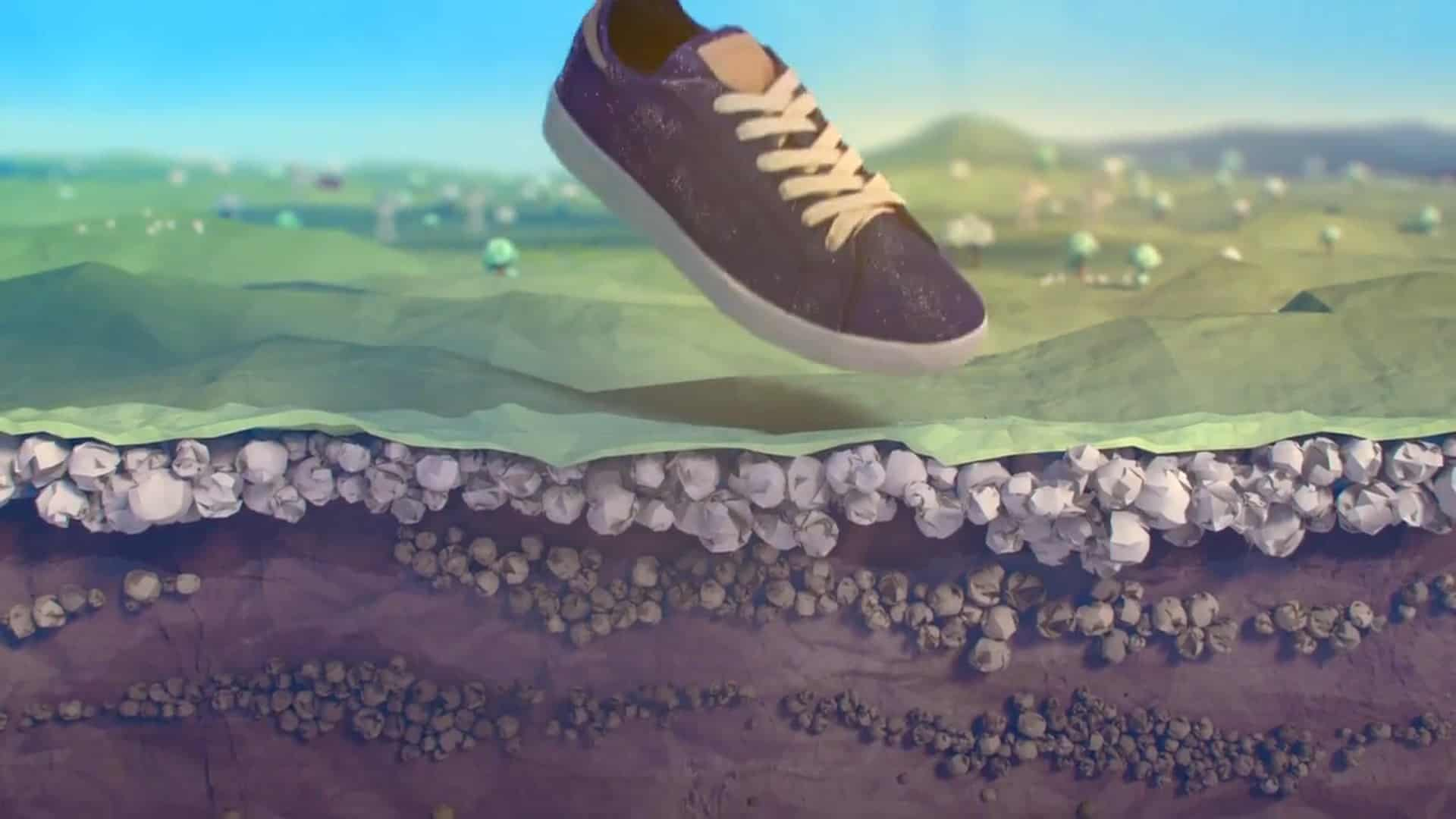 ed4b6f1b861 Reebok Introduces Compostable Sneaker Made From Corn And Cotton  Watch