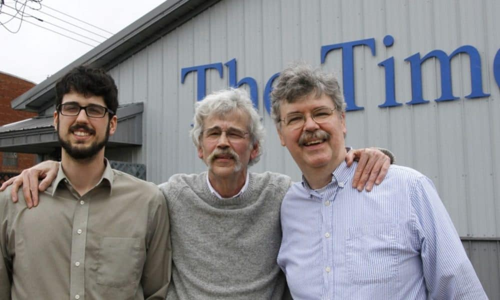 Small Town Newspaper In Iowa Wins Pulitzer Prize For Challenging Big Agriculture
