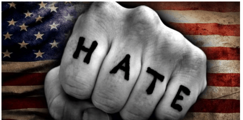 Govt And Media Have Fueled White Nationalism And Are Brainwashing Americans Into Civil War