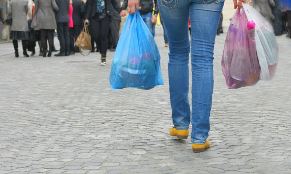 Supermarkets Save Millions By Banning Plastic Bags