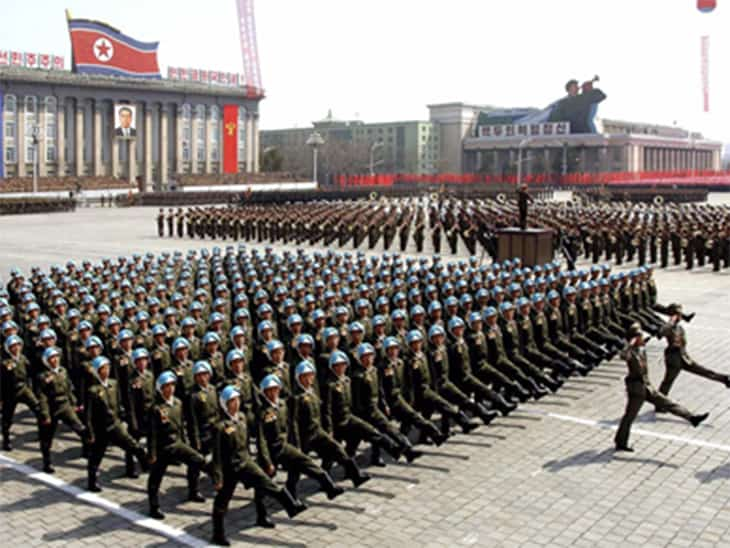 An Exclusive Look Inside Of North Korea's Notoriously Secret Military