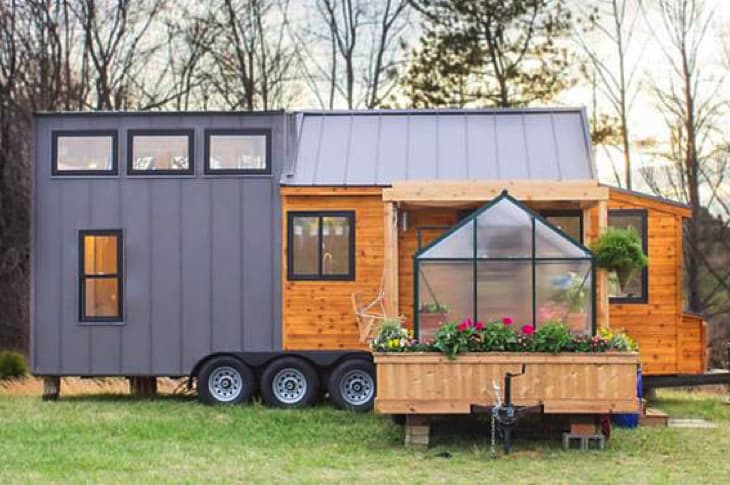 Credit Olive Nest Tiny Homes