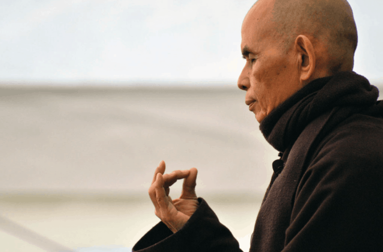 A Zen Master Explains The Art Of 'Letting Go', And It Isn't What You Think