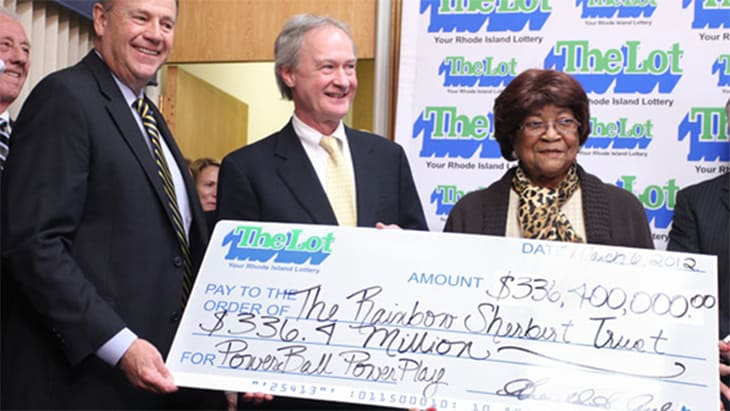 Erika Greene Lottery Winner