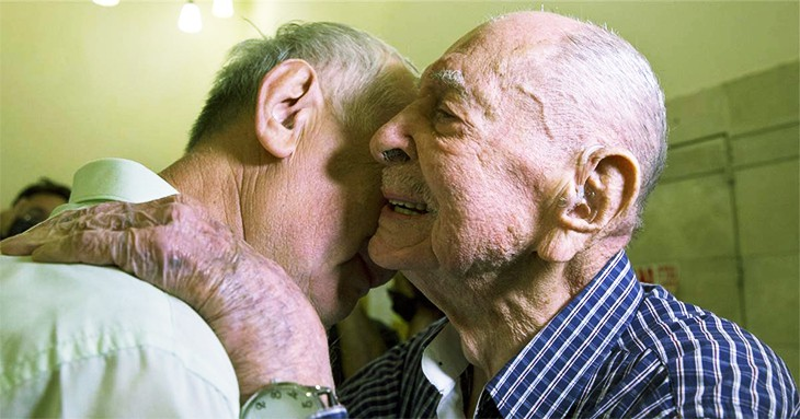 102-Year-Old Holocaust Survivor Finally Meets Long-lost Nephew He Never Thought He Had