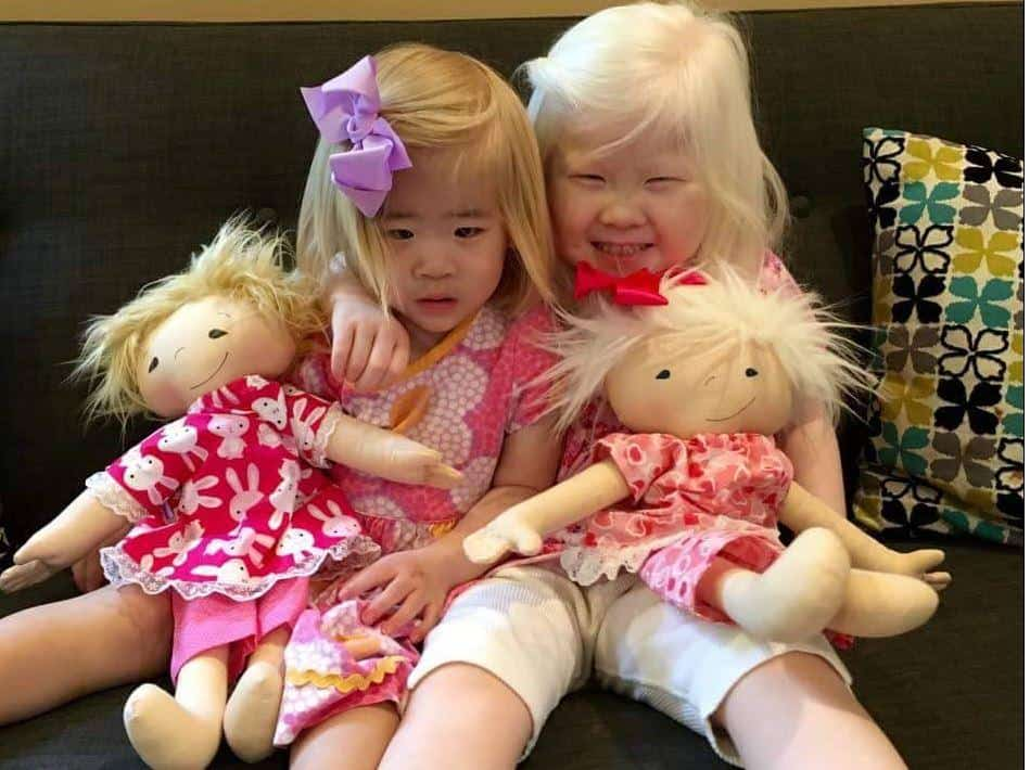 Woman Creates Unique Dolls To Represent Children With Special Conditions