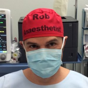A Doctor Who Simply Decided To Write His Name On His Scrub Cap Has Created A Change That Made A Difference Between Life And Death In Hospitals