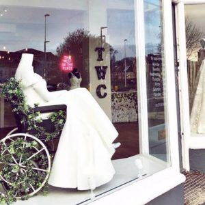 A Bride Mannequin In A Wheelchair Goes Viral For Portraying Inclusivity In Retail