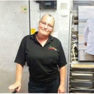 Superstar Chef Decides To Hire Cafeteria Attendant Sacked For Giving Free Food To A Student