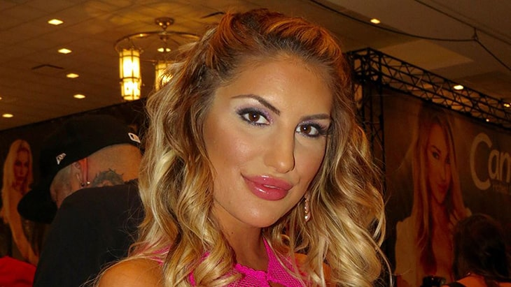 Adult actress august ames
