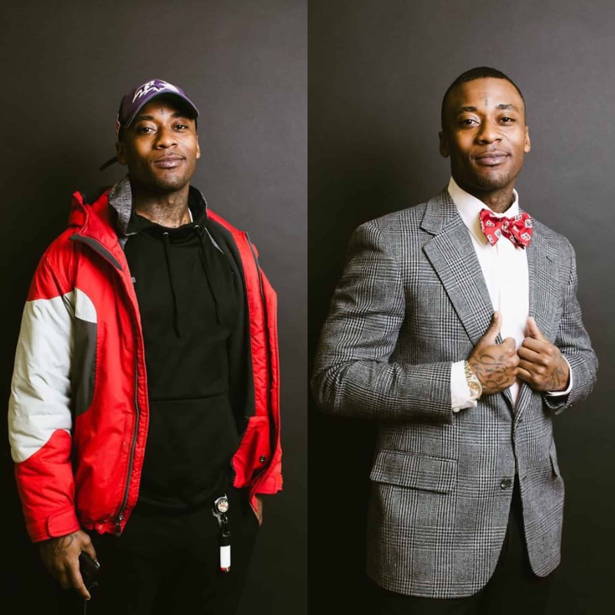 Father And Son Team Lend Men Recycled Suits Free Of Charge For A Second Chance To Enter The Workforce