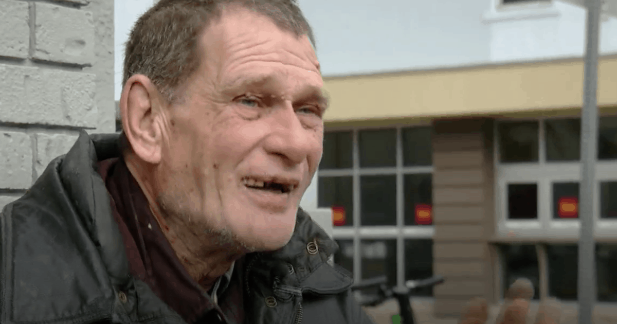 University Of Texas Student Helps Beggar Return To College After 40 Years Of Dropping Out