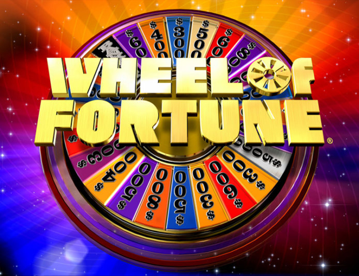 Wheel Of Fortune Game Thing