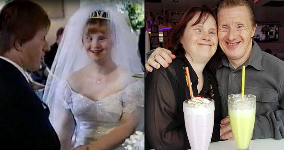22-Year Wedding Anniversary Celebrated By An Unlikely Couple With Down Syndrome