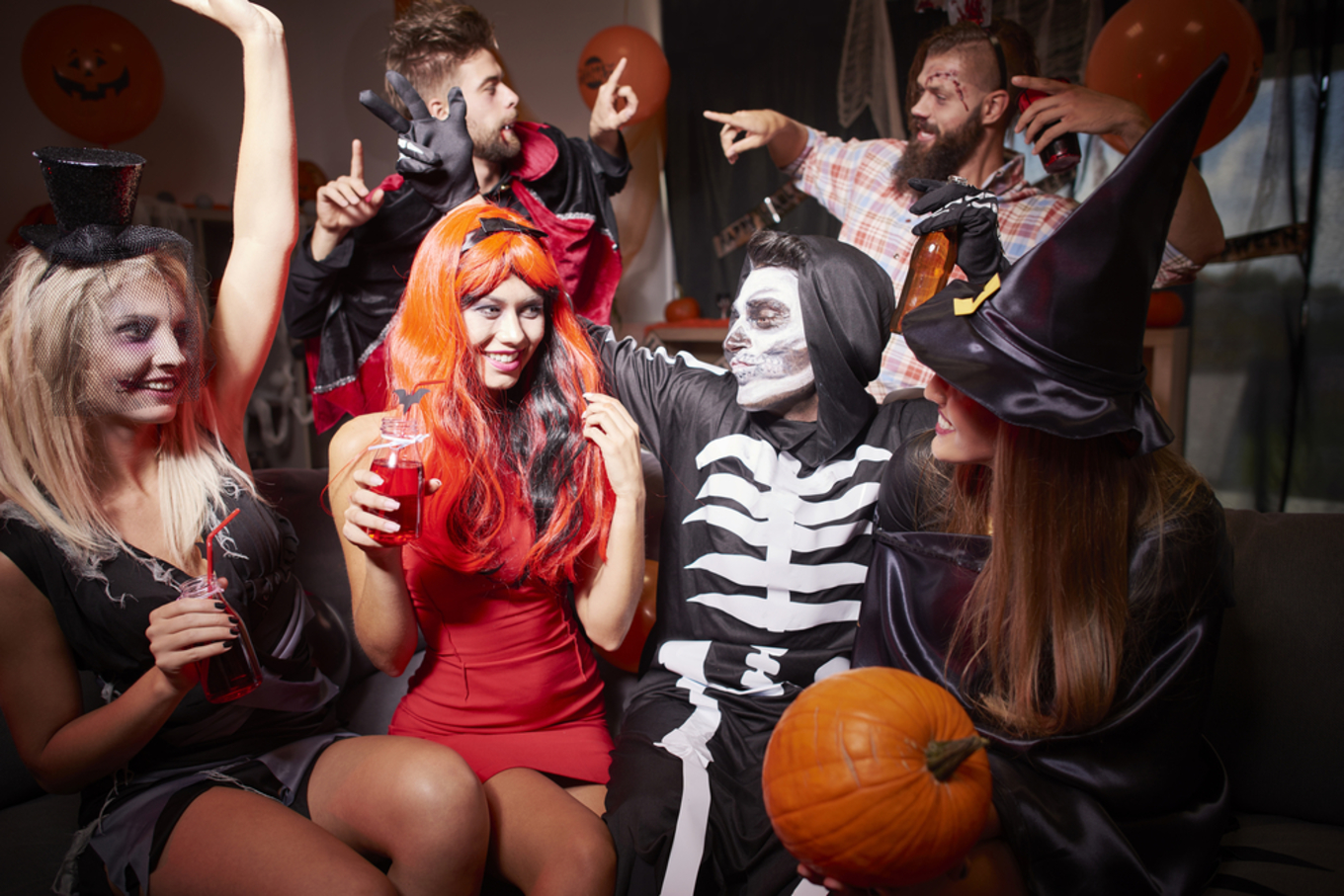How to Plan the Perfect Halloween Party