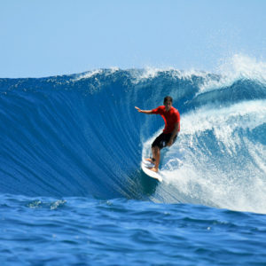 Surfing For All-Round Fitness And Well-Being