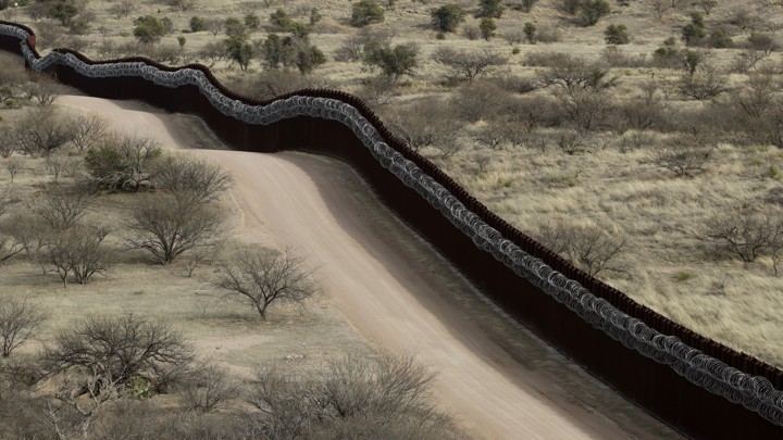 "An Ideal ""Wall"" For The US-Mexico Border Proposed By Scientists That Even Mexico Will Appreciate"