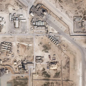 Satellite Photos Show Damage From Iranian Missile Attack On US Airbase In Iraq