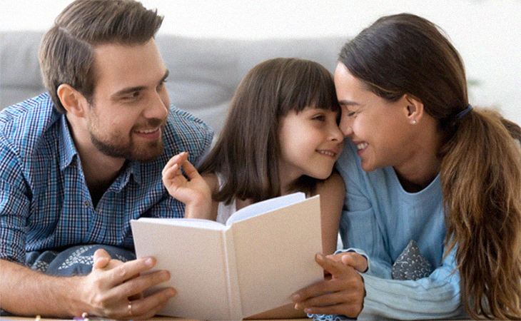 Parents Can Give Their Kids This One Thing That Raises Intelligence and Happiness– and It's not Toys